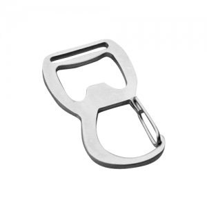 Silver Metal Bottle Opener Hook (A26)