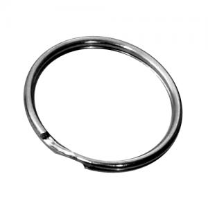 Silver Metal Ring
