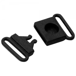 Black Plastic Safety Breakaway (A14)