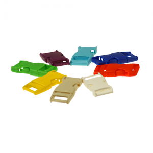 Coloured Plastic Buckle (A16)